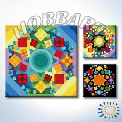 Хоббарт - рисование по номерам - MANDALA by HOBBART арт ...